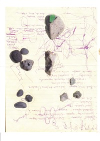 This was a drawing made of the hermitage site plan nearly 12 years ago by the very first group of visionaries.